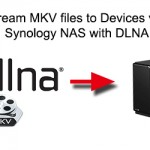 Enjoy MKV files to Synology NAS for Watching on Devices via DLNA