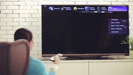 MP4 to Sharp TV