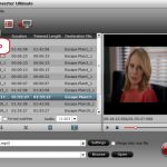 All-in-one Video Converter Ultimate for H.265 MKV/MP4/TVs Profiles