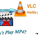 """Solve the """"MP4 cannot playback on VLC"""" issues"""