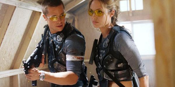 Movies Angelia Jolie and Brad Pitt work together