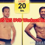 Copy FOCUS T25 DVD Workout For More Convenient