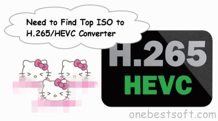 Top Blu-ray/DVD ISO to H 265/HEVC Converter For Windows | One Best