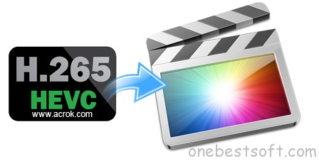 H.265 to FCP 7/X