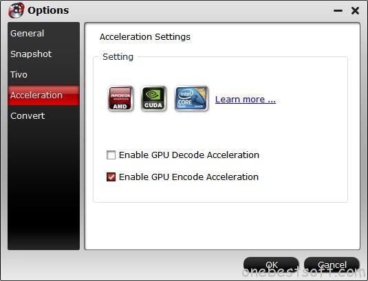 Encode GPU encode acceleration