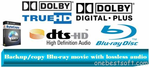 Extract lossless audio from Blu-ray movies