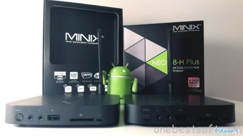 Minix Neo X8-H Plus