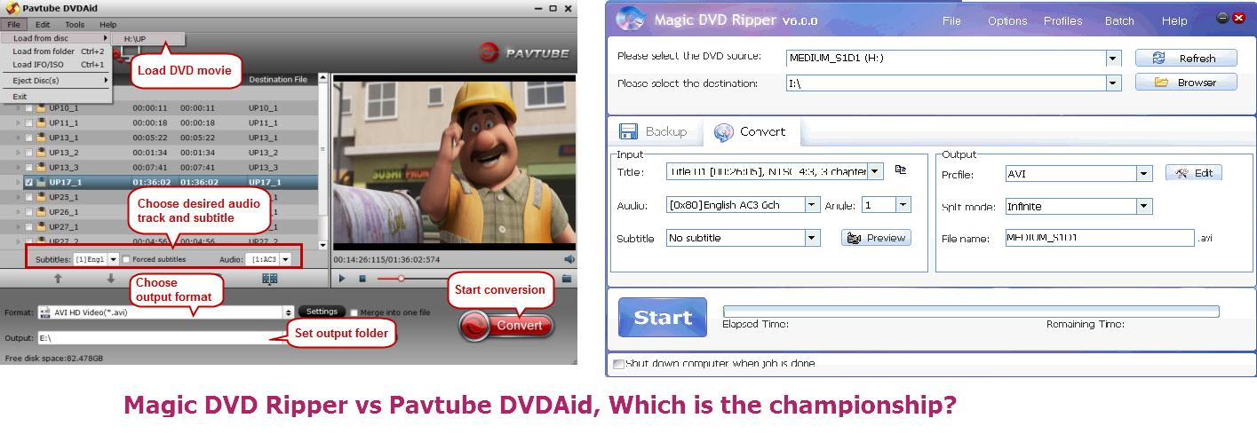 magic dvd ripper vs dvdaid