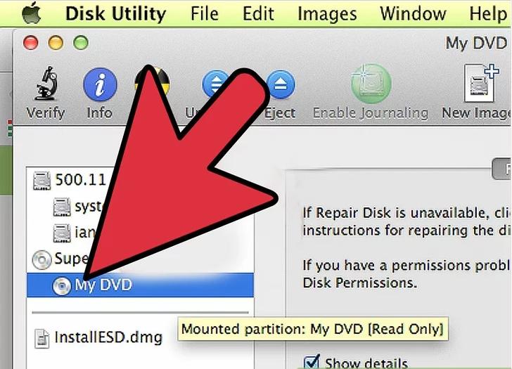 choose dvd